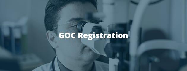 GOC Registration