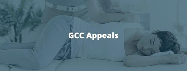GCC Appeals