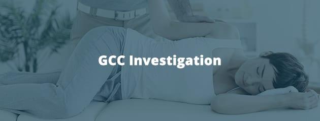 GCC investigation header image