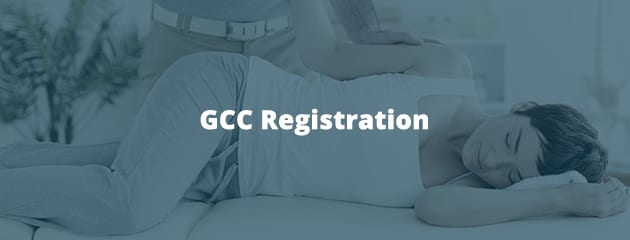 GCC registration header image