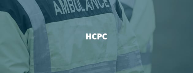 HCPC services header image