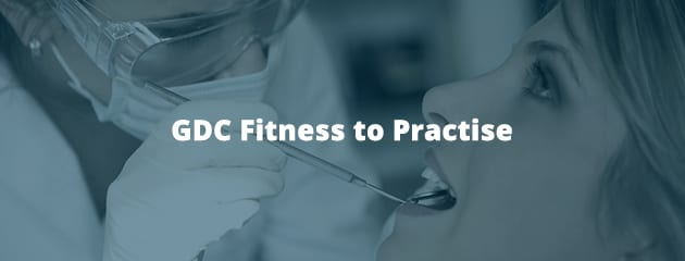 GDC Fitness to Practise
