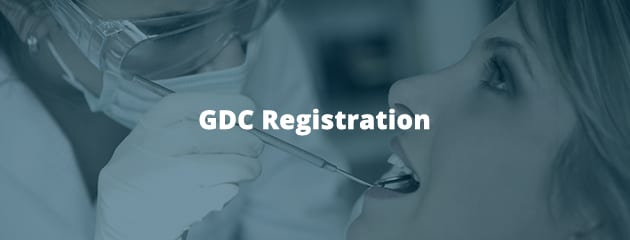 GDC Registration
