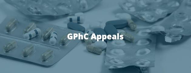GPhC Appeals