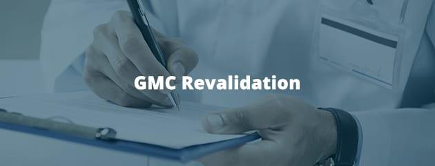 GMC revalidation header image